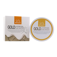 MISOLI Gold Hydrogel Eye Patch