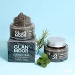 Маска для лица GLAN.MOOR Sebumless MUD Deep Control Pack