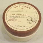 The Face Shop Rich Hand V Hand and Foot Total Treatment